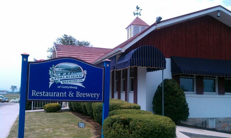 Appalachian Brewing Company - Gettysburg