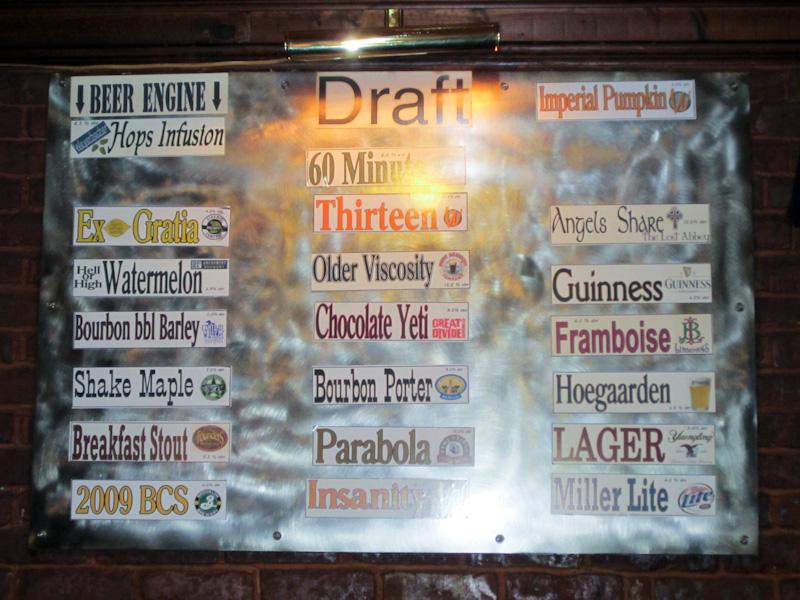 Draft List - July 2011