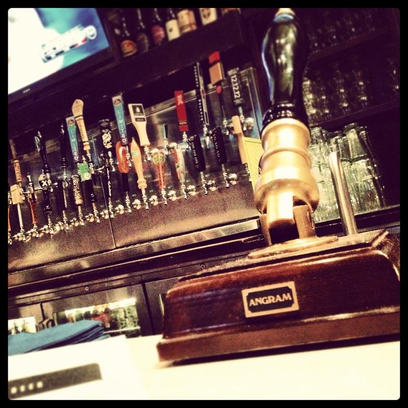 cask + taps