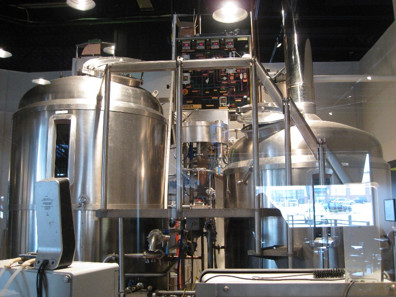 Nebraska Brewing Company - Brewing System