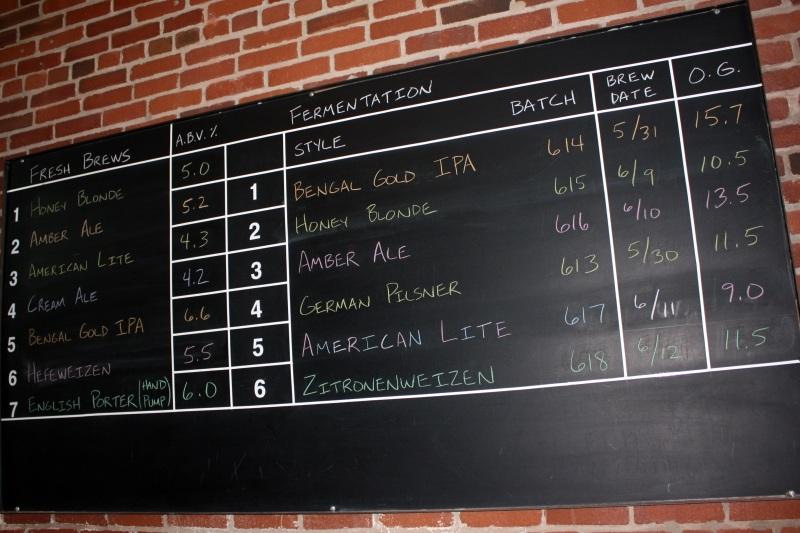 Brew Board - June 2010