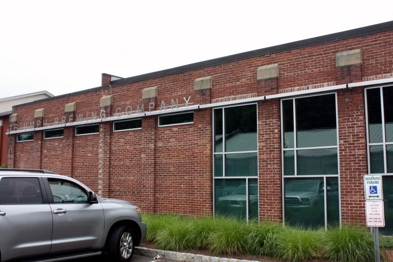 Building from Parking Lot