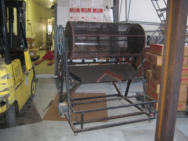 Chili roaster for beer