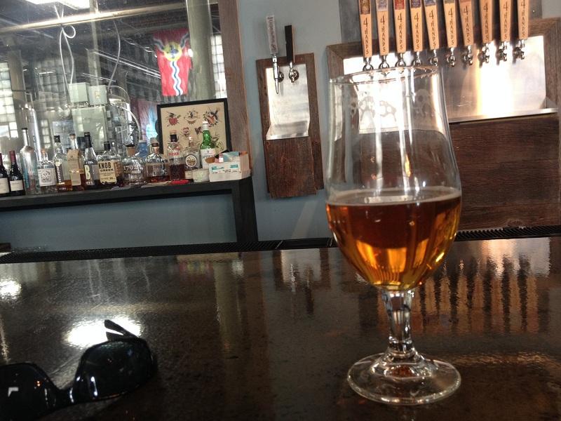 IPA + bar