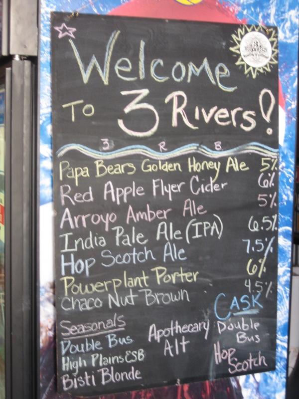 Brew List  by Mike Kiester