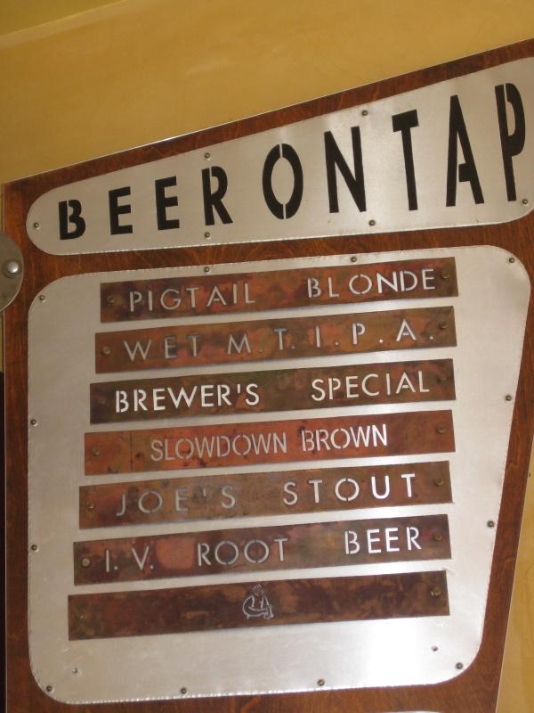 Beer List by Mike Kiester