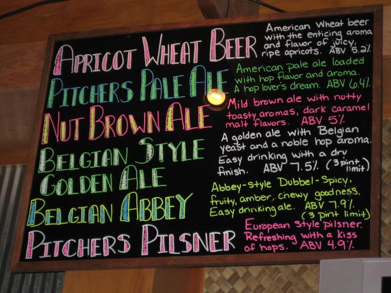 beer list 2