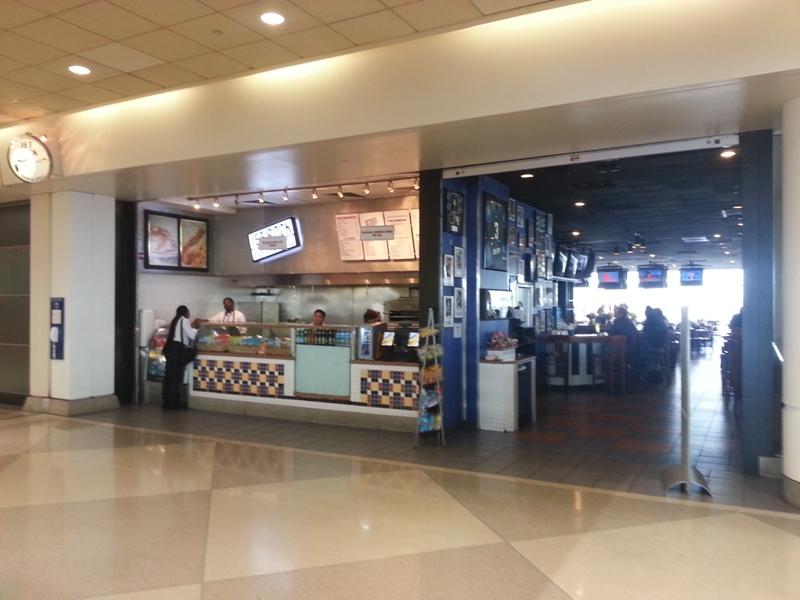 Jet Rock entry Terminal D