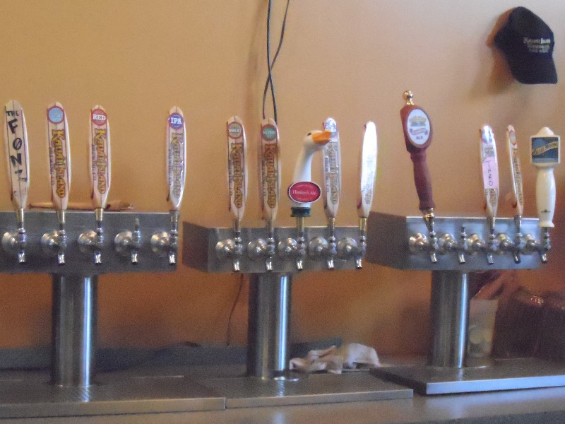 House and guest taps