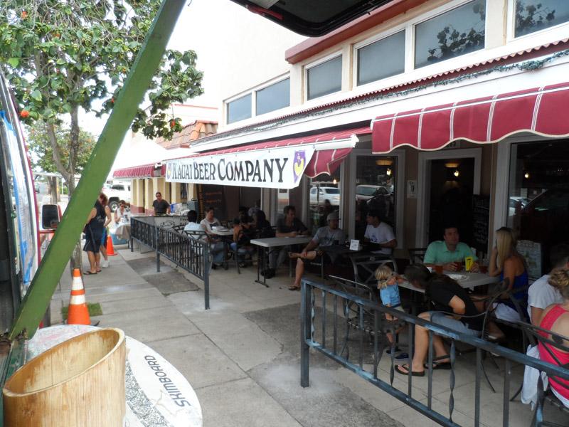 Kauai Beer entry on Food Truck Thursday