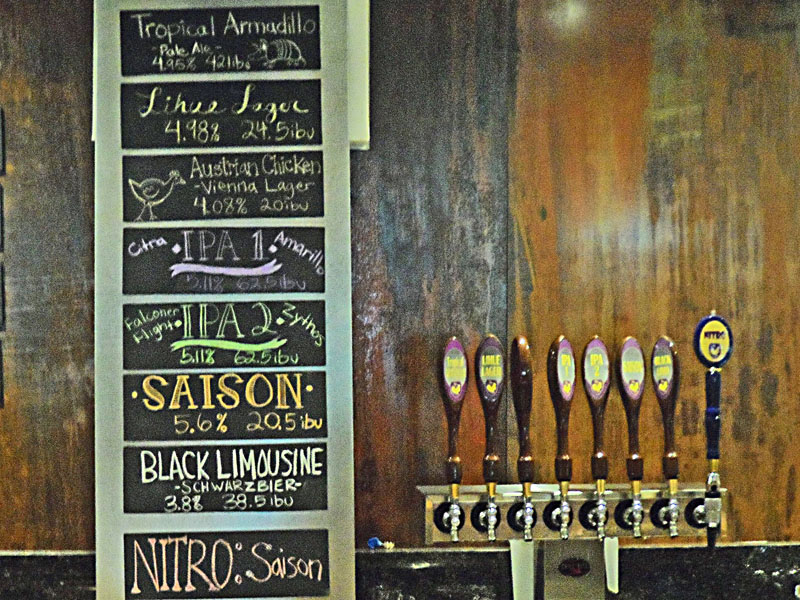 Taps and Brews 0714