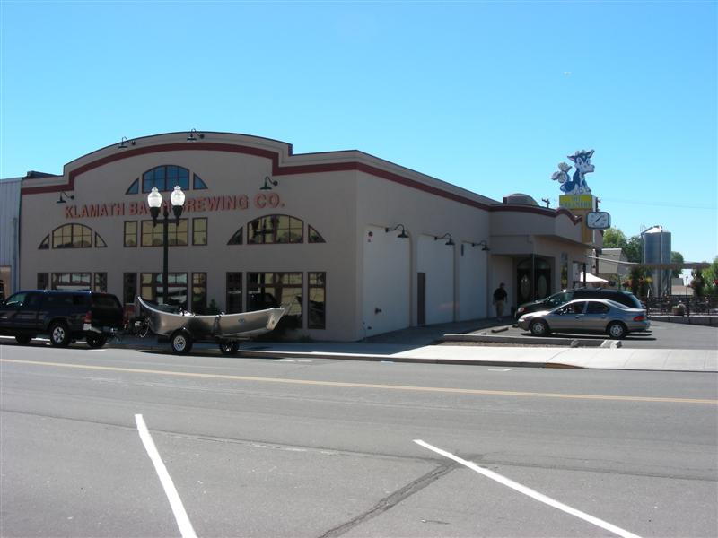Klamath Basic entry (aka The Creamery)