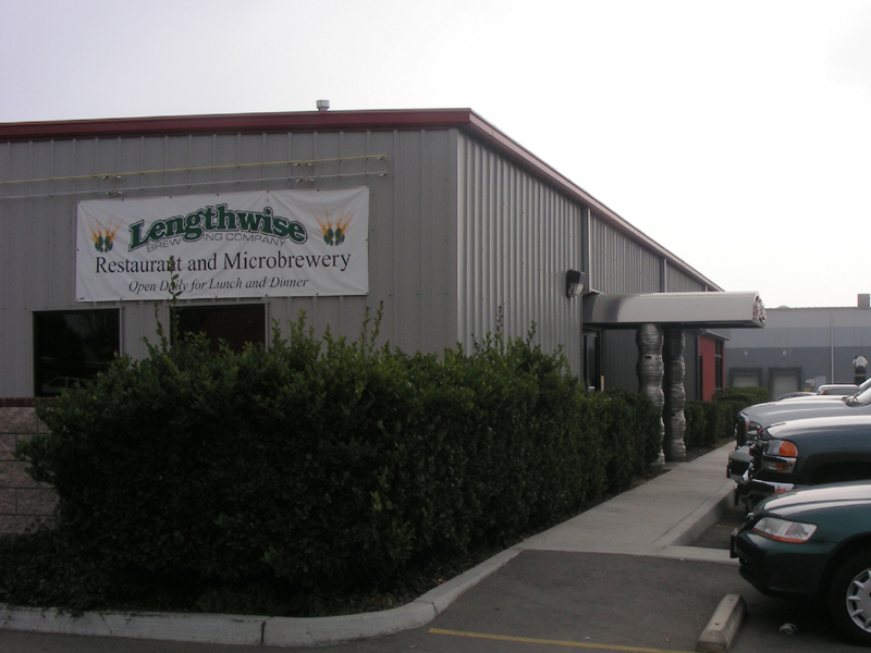 Lengthwise entry