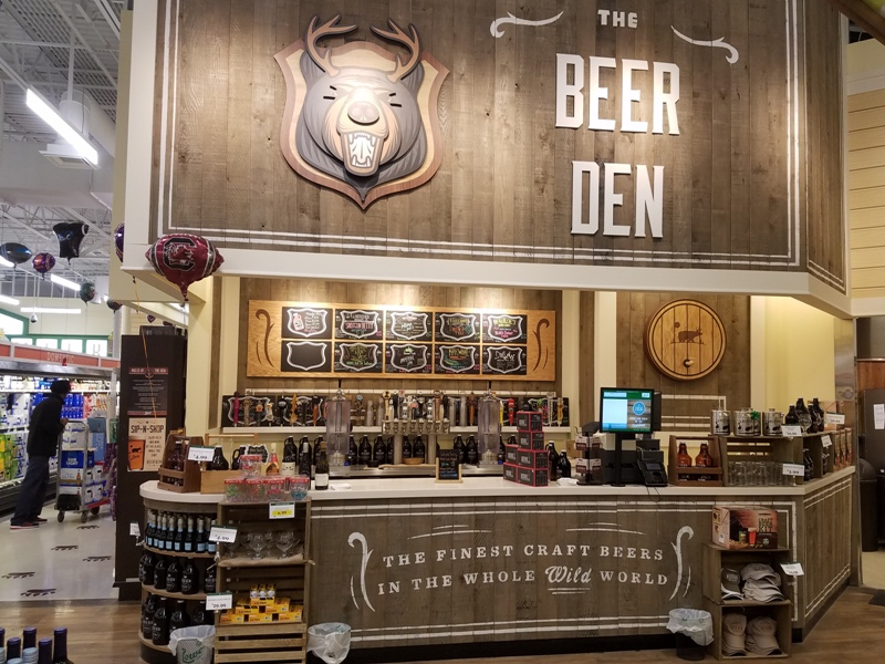 Lowes Beer Den