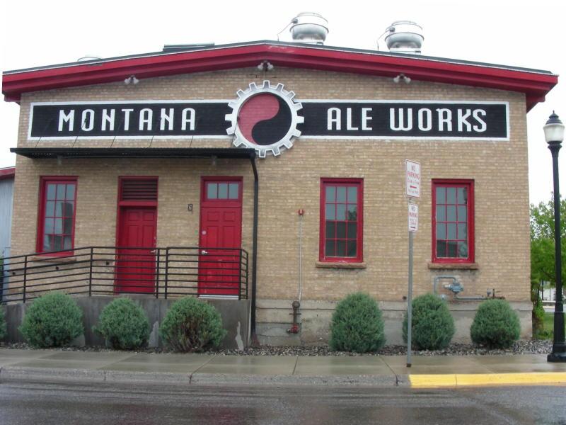 Montana Ale Wks entry