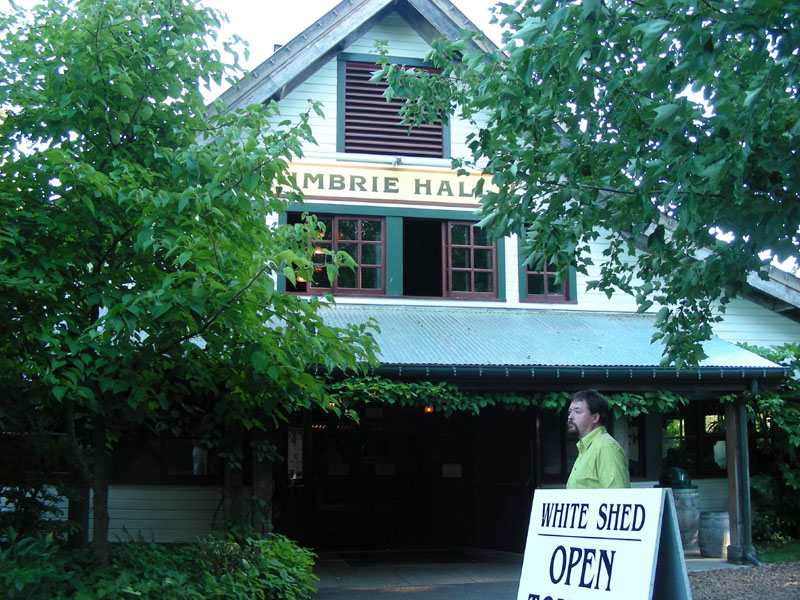 Roadhouse Pub entrance