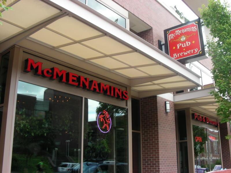 McMenamins on Monroe entry