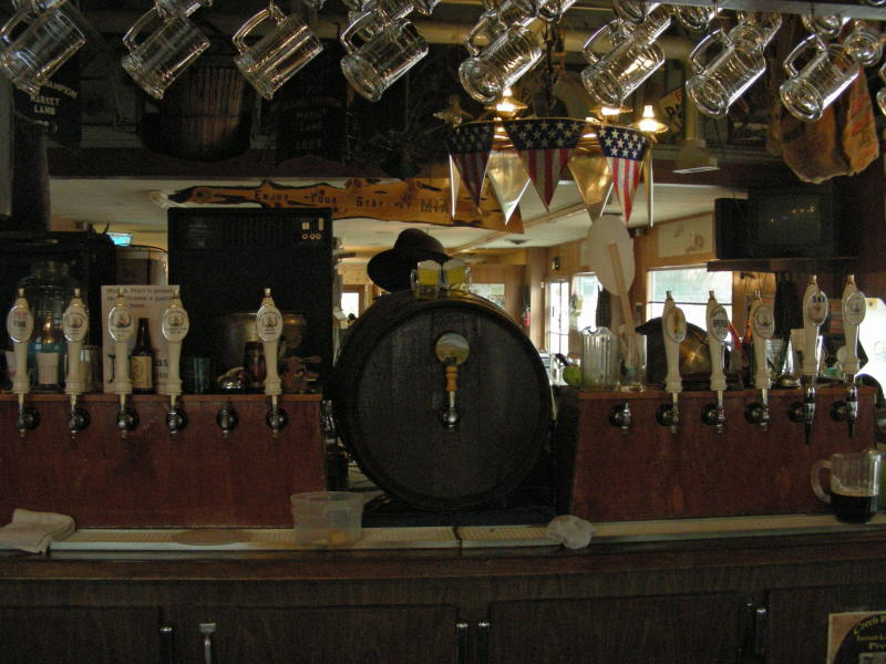 Taps and Mugs