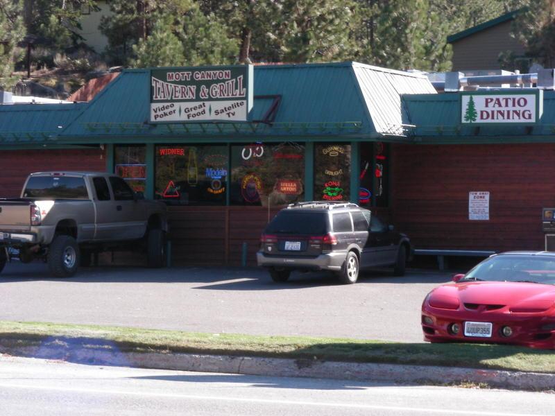 Mott Cnyn Lake Tahoe entry
