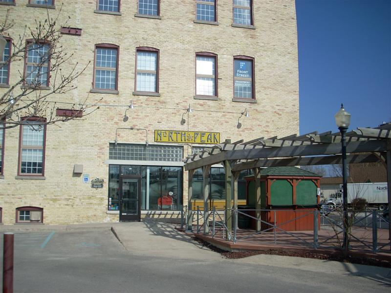 North Peak Storefront