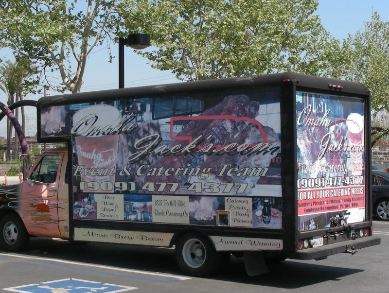 Jack's truck