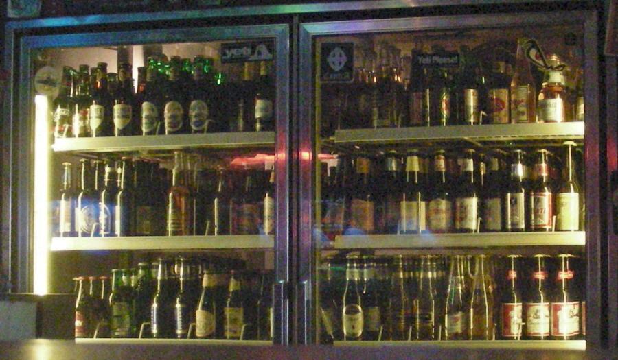 Mostly bottles