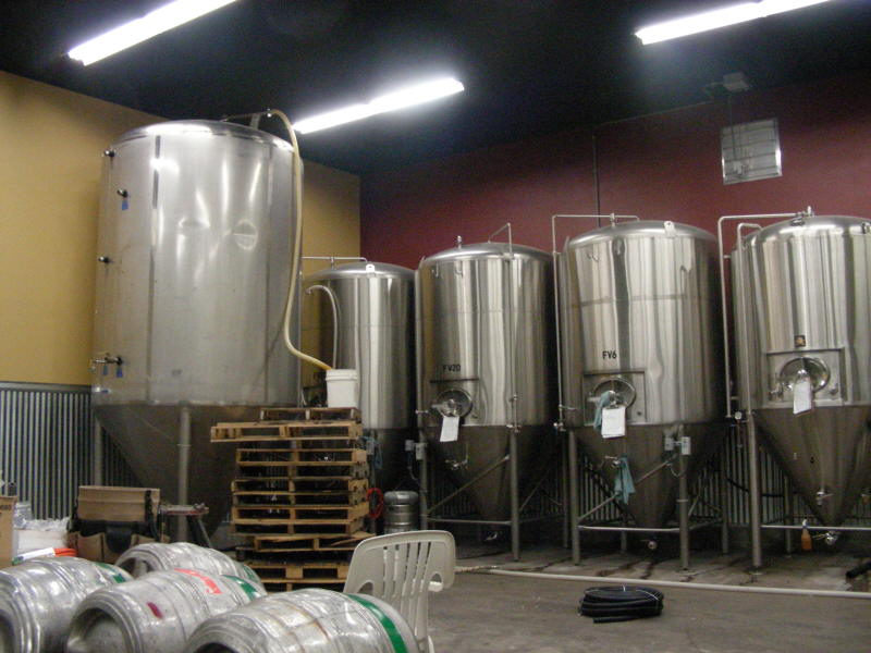 Some fermenters