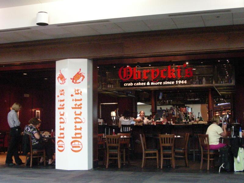 Obrycki's entry