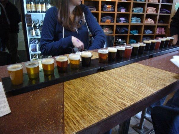 Beer Sampler x2