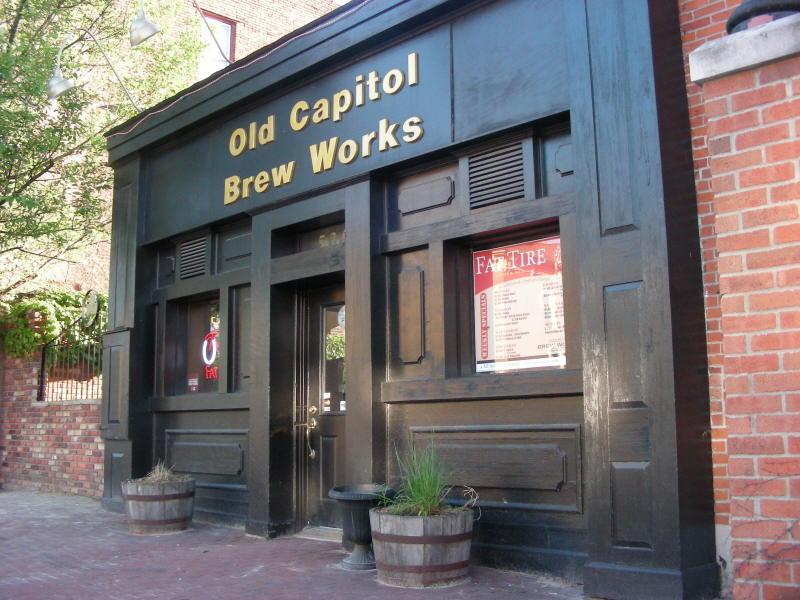 Old Cap storefront