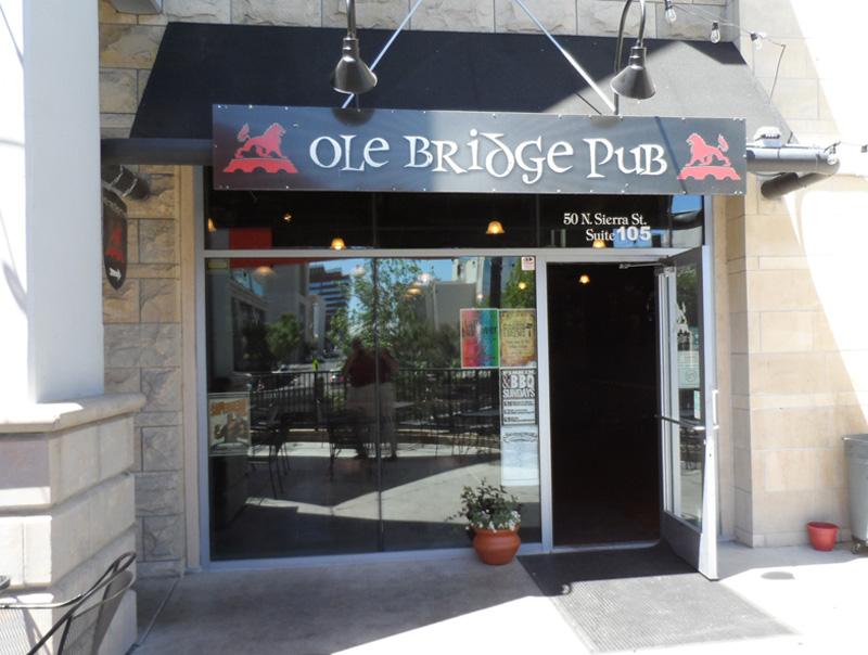 Ole Bridge Pub entry