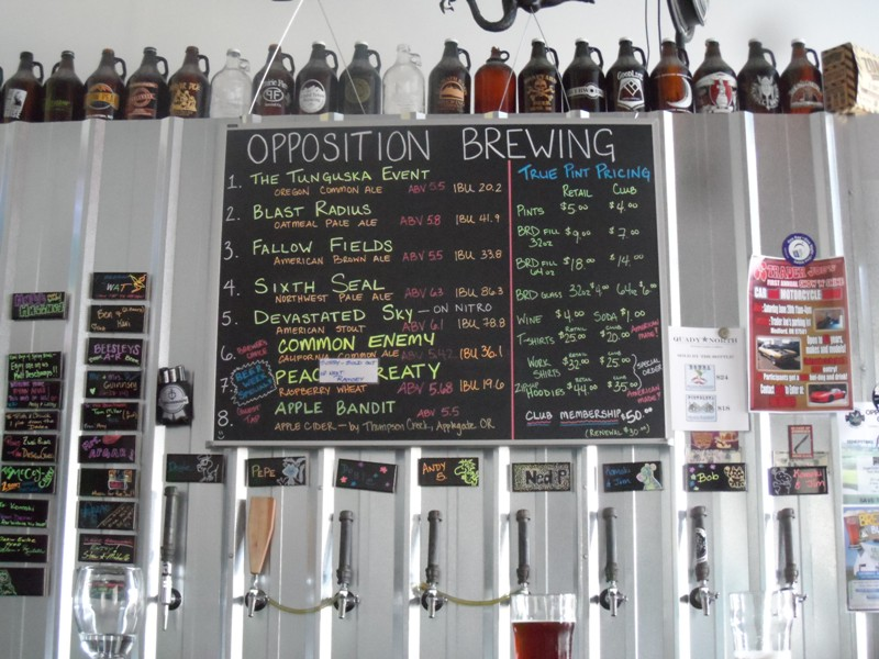Taps and Brews 0614