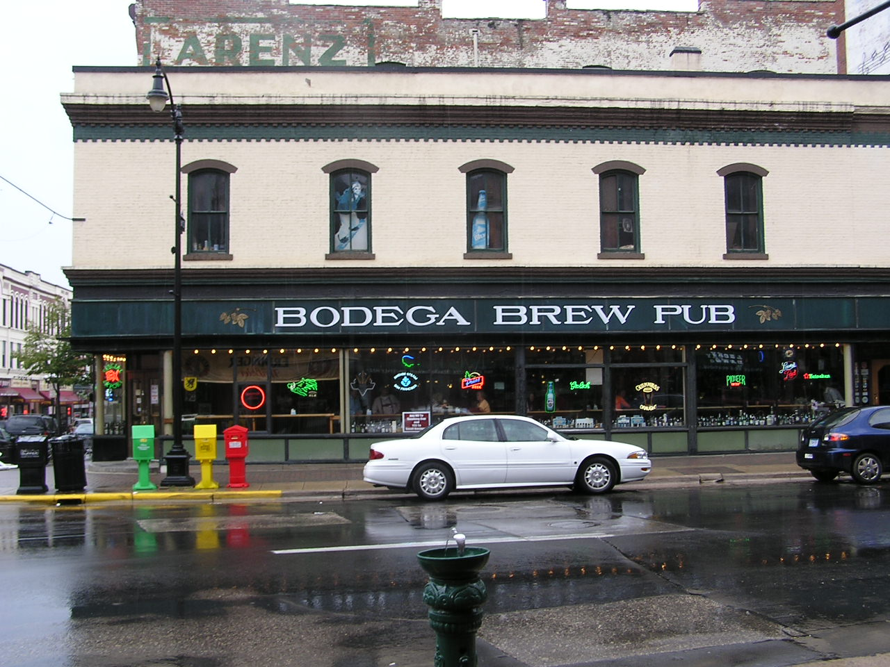 The Bodega Brewpub