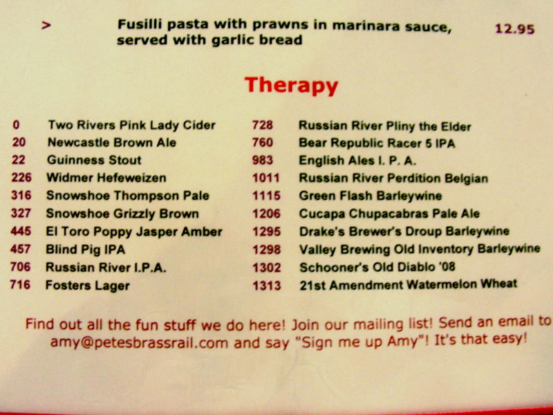Therapies on tap - 03/09