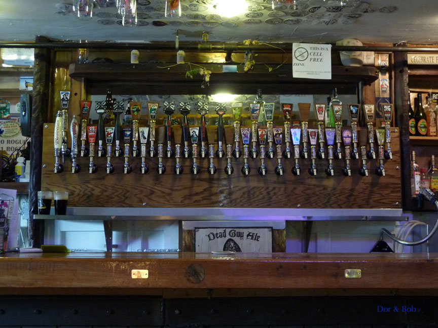 The taps on 6/7/09