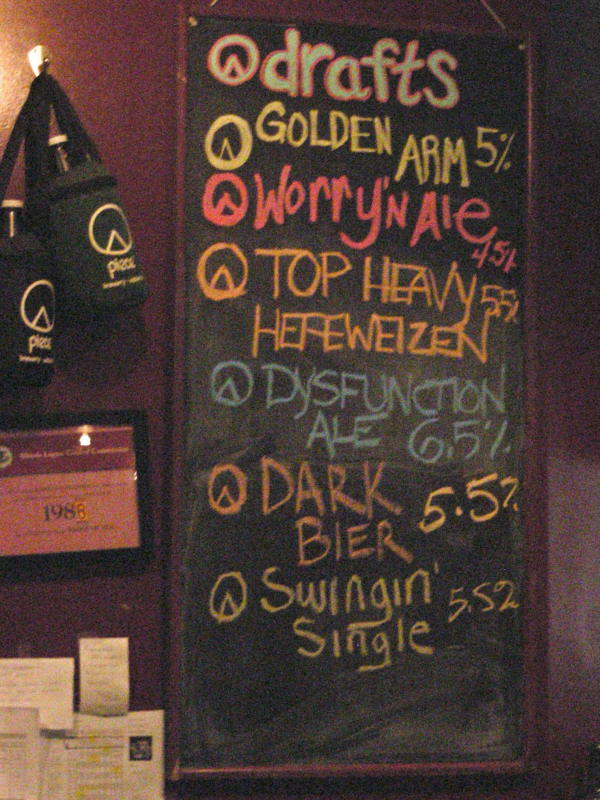 Tap List - 06/09