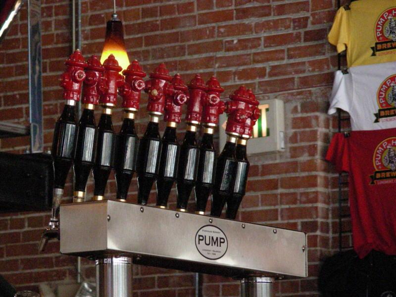 Fire Plug taps