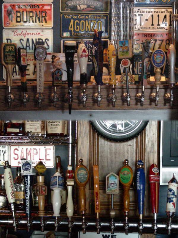 Pete's taps - 0908