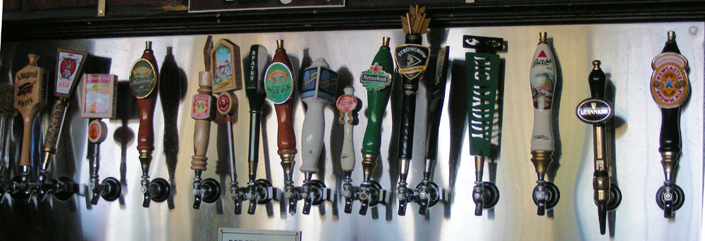 Some of the Taps - 9/07