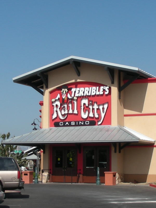 Rail City entry