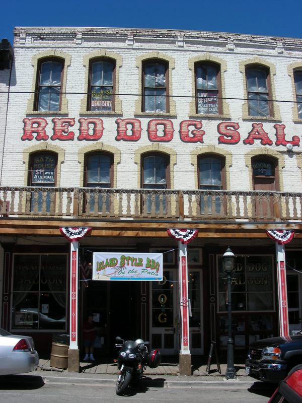 Red Dog entry