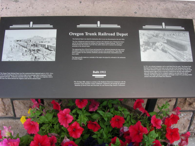 Some depot history