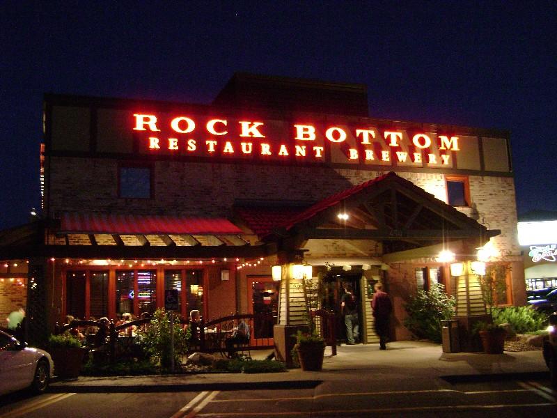 Rock Bottom--West Des Moines