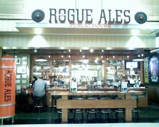 Rogue at the Airport