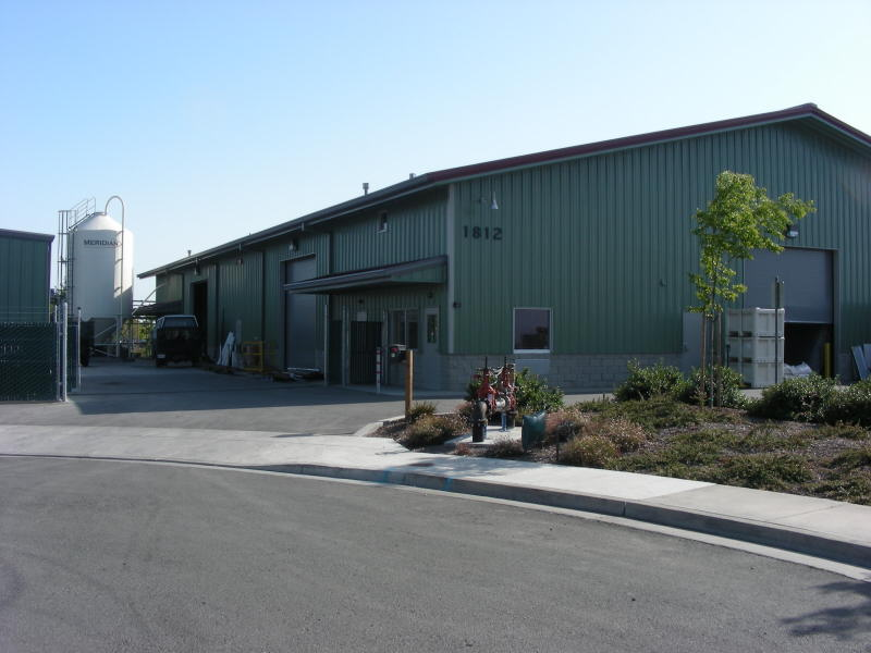 Russian River's new production brewery