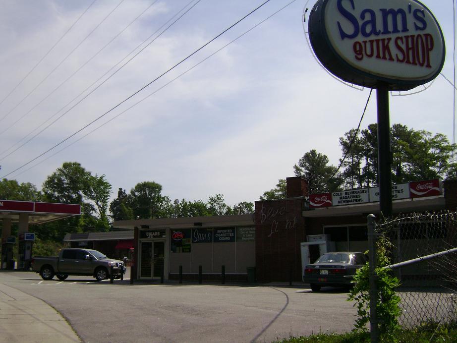 North Carolina's Holy Grail of Beer: Sam's