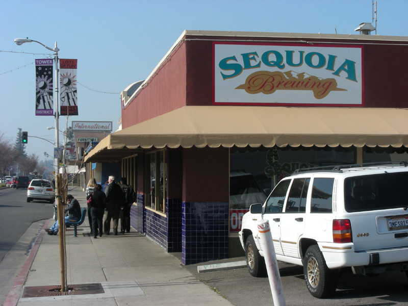 Sequoia entry