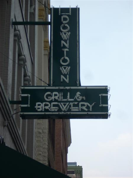 Sign on Gay St.