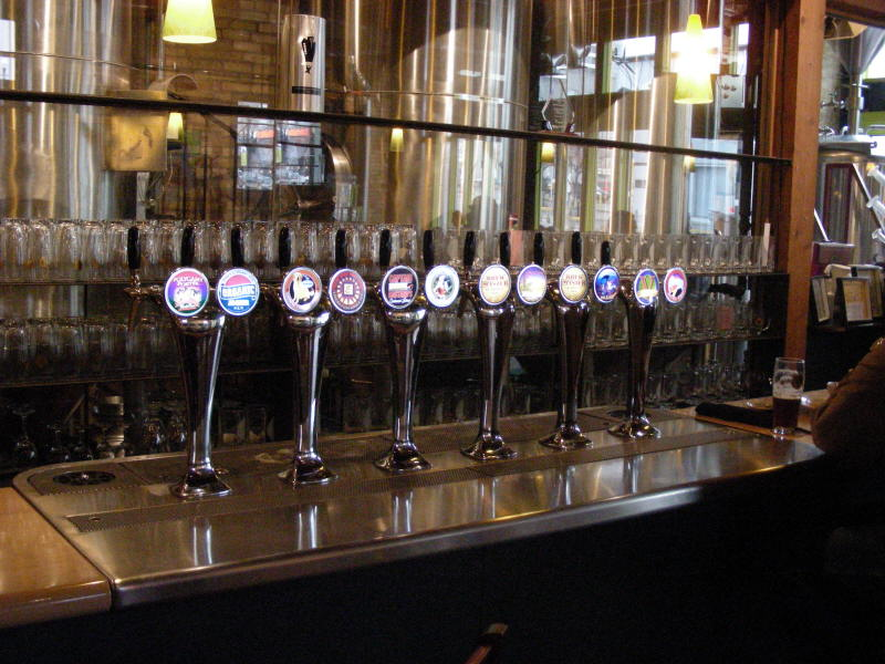 Taps and tanks