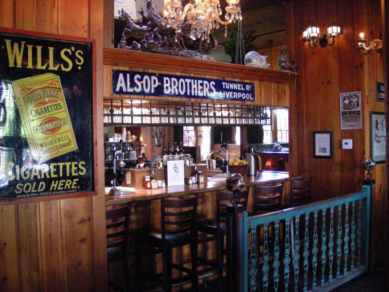 Main pub/bar